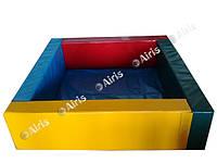 Сухой бассейн Квадрат Airis (200х200х50/20), фото 1