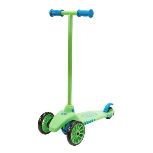 Самокат трехколесный для детей Lean to Turn Little Tikes 640117