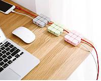 Держатель для кабелей, шнуров и зарядных устройств