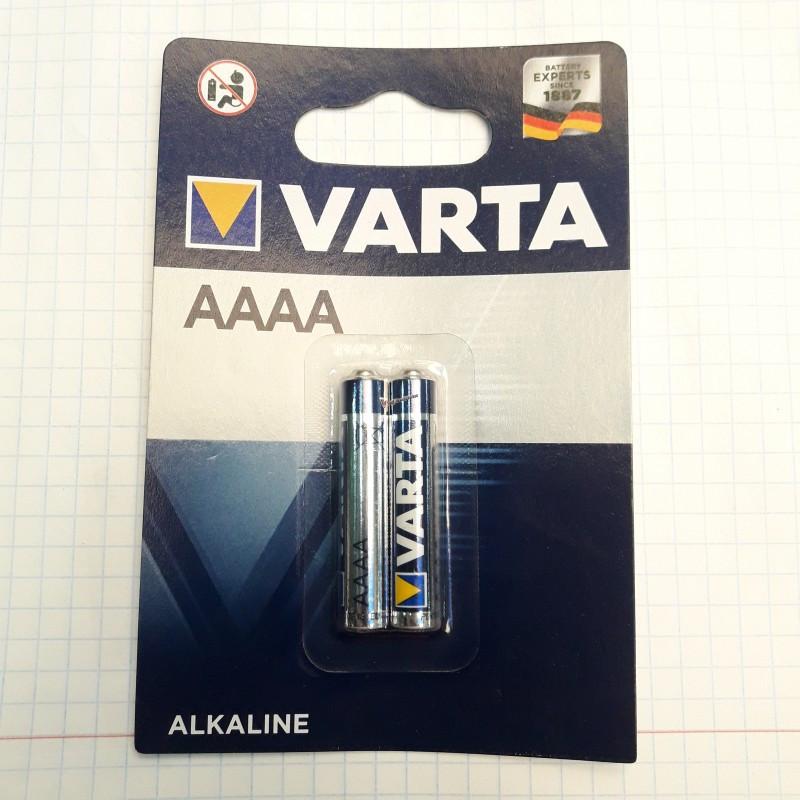 Батарейки АААА Varta 1.5V LR61/E96/LR8D425/4061/ALKALINE