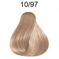 Wella Koleston Perfect me +10/97 Яркий блонд сандрэ коричневый