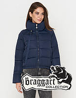 Braggart Youth | Женская осенняя куртка 25222 синяя