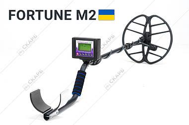 Металлоискатель Металошукач Фортуна М2/Fortuna M2 с дискриминацией! Металоискатель