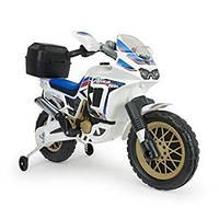 Мотоцикл детский, Honda Africa Twin 6V, Injusa 6820