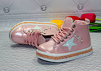 Детские ботиночки для девочек. Демисезонная обувь., фото 1