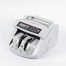 Лічильник банкнот WodeMax WD-600K світло-сірий