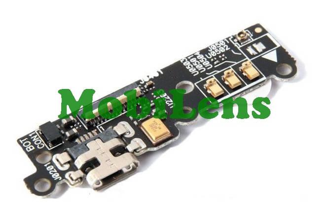 Asus A600CG, ZenFone 6 T00G, A601CG Шлейф с разъемом зарядки и микрофоном, фото 2
