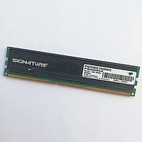 Игровая оперативная память Patriot DDR3 4Gb 1600MHz PC3 12800U 1R8 CL11 (PSD38G1600KH) Б/У, фото 1