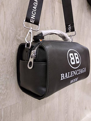 Сумка Balenciaga черная, фото 2