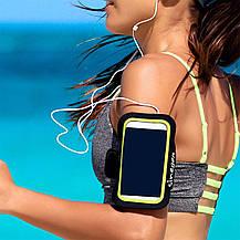 Спортивный чехол Sinegen для iPhone X / 8/7 / 7Plus, Galaxy S8Plus / S8 / S7 / S6 с водостойким покрытием., фото 3