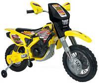 Электромотоцикл Moto Cros Drift ZX 12V Injusa 6811