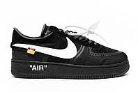 0c84cceb Кроссовки мужские весенние / летние в стиле Nike Air Force Utility black