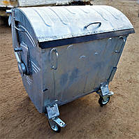 Бак для мусора оцинкованый 1100л ELKOPLAST CZ (Чехия)