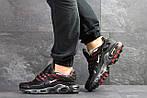 Мужские кроссовки Nike Air Max Tn (черно-красные), фото 4