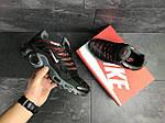 Мужские кроссовки Nike Air Max Tn (черно-красные), фото 3