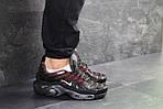 Мужские кроссовки Nike Air Max Tn (черно-красные), фото 5