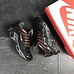 Мужские кроссовки Nike Air Max Tn (черно-красные), фото 6