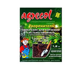 Удобрение 1,2 кг для корневой системы хвойных Agrecol