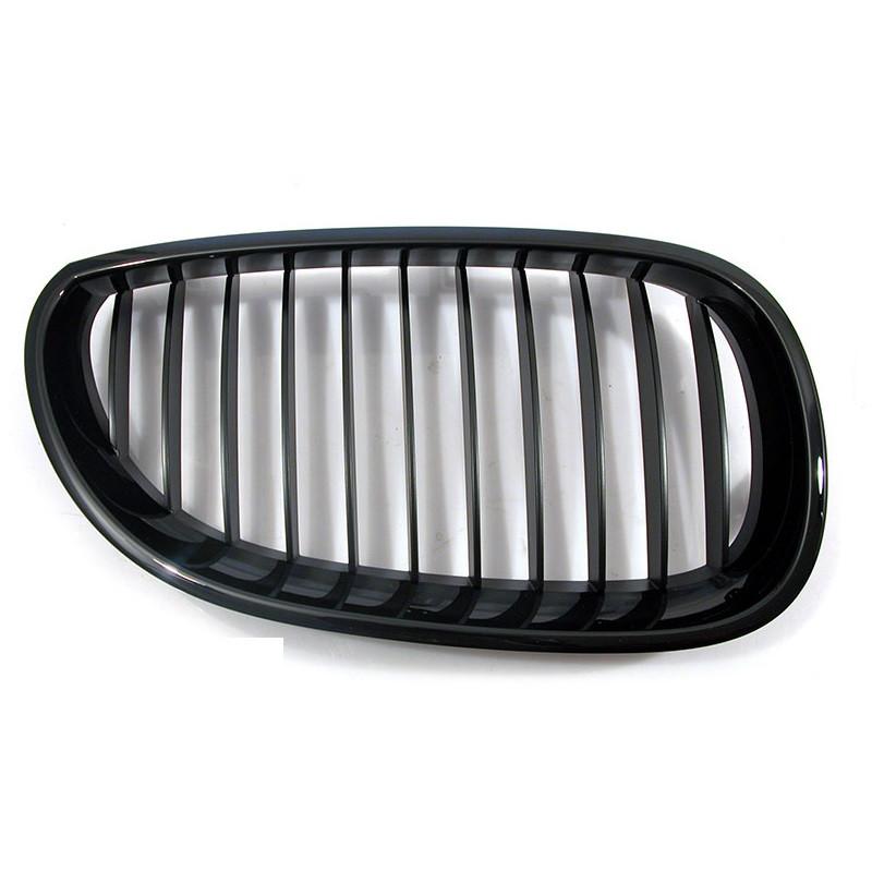 Оригинальная передняя правая решетка радиатора BMW M Performance E60 / E61 5 серия, Black