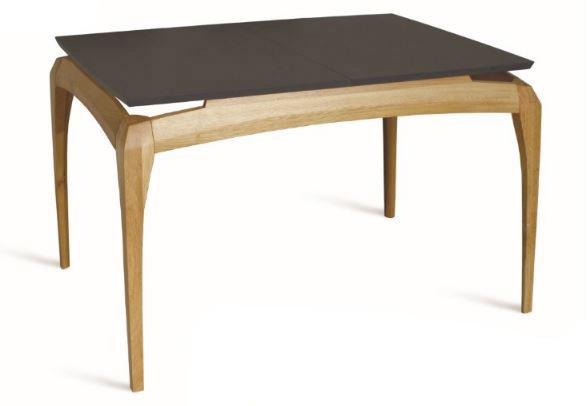 Стол Градо дуб / RAL 7026