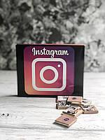 Молочный шоколад набор с фото «Инстаграмм» , фото 1