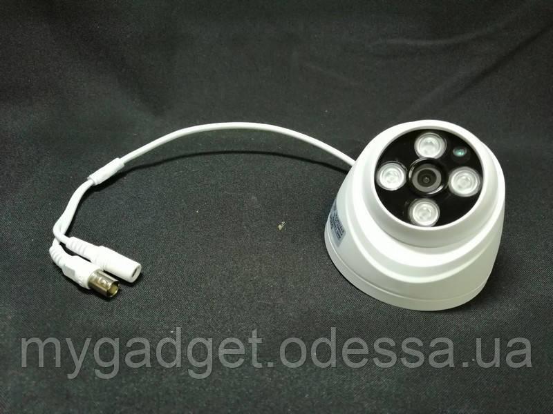 Камера видеонаблюдения AHD CAM D204 /3MP/HD/Ночная съемка