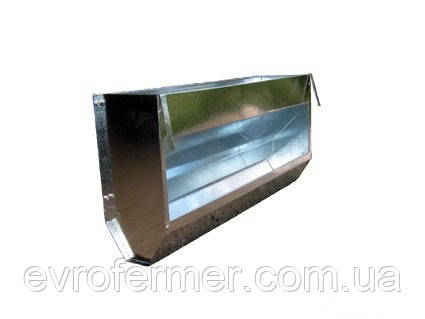 Бункерная кормушка для домашней птицы 8 л