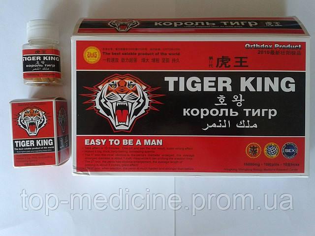 Средство для потенции - Король Тигр.2 поколение препарата