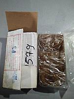 Вкладыши шат. Р3 Д-245 (ЕВРО-2) сталь/бронза (Тамбов) 245-1004140-А Р3