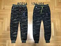 Спортивные штаны для мальчиков оптом, Grace, 134-164 см,  № B80214, фото 1