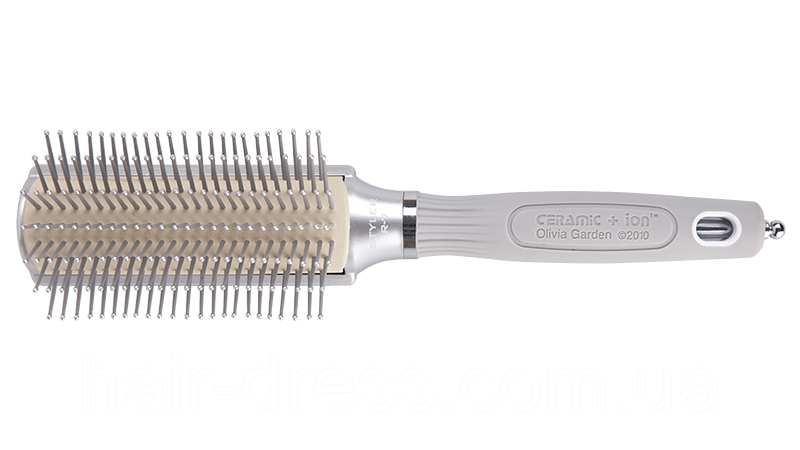 Щётка для волос Olivia Garden Styler R7 керамика + ион OGBCISTR07