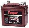Тяговые кислотные аккумуляторные батареи  TROJAN SCS 225 130 Ah 12В