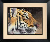Набор для вышивки крестом Dimensions 35171 «Величественный тигр»