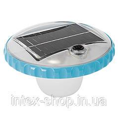Подсветка для бассейна Intex 28695, плавающая лампа - поплавок.