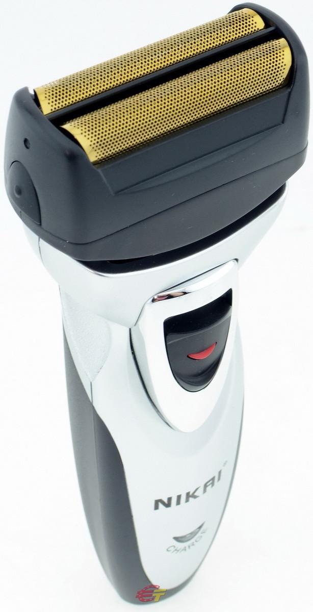 Электробритва с триммером NIKAI NK-1070 | мужская бритва
