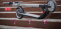 Электросамокат Ninebot by Segway KickScooter ES2 серый (Gray)