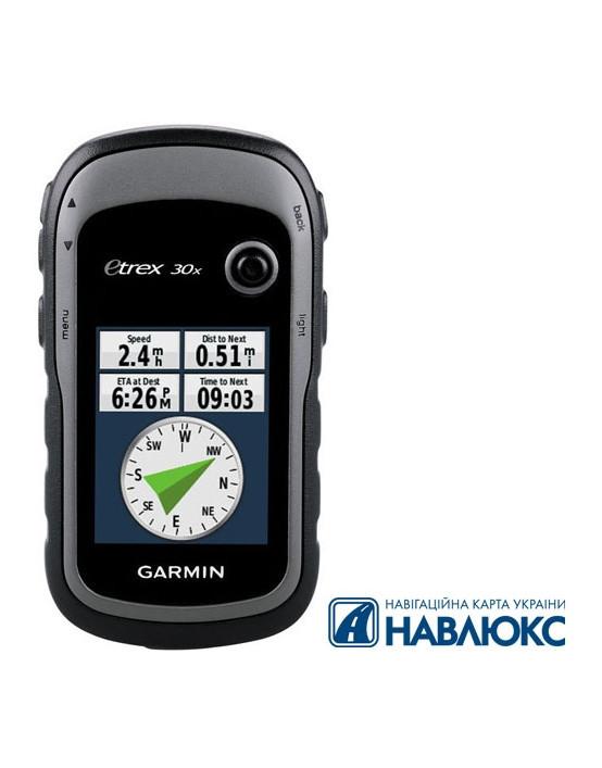 GPS навигатор Garmin eTrex® 30x