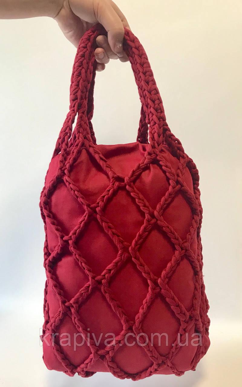 Набор Эко-сумок, экосумка для покупок, торба шопер хлопок, авоська, Эко-сумка, экомешок