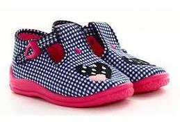 Детская текстильная обувь Zetpol