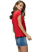 Оригинальная Футболка женская SS19 WPO-8172 Красная, фото 2