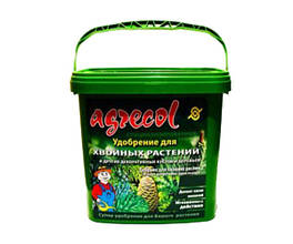 Удобрения 10 кг для укоренения хвойный растений Agrecol
