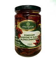 В'ялені томати в олії Italcarciofi, Польща, 3100мл.