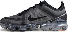 Мужские кроссовки Nike Air VaporMax 2019 Black/Grey