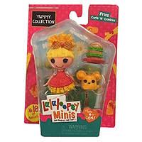 """Лялька Minilalaloopsy з серії Пікнік """"Фріна"""",7.5см, Lalaloopsy"""