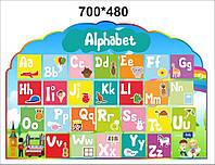 Английский алфавит для начальной школы