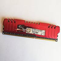 Игровая оперативная память G.Skill RipjawsZ DDR3 4Gb 1600MHz PC3 12800U CL9 (F3-12800CL9Q-16GBZL) Б/У, фото 1