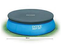 Тент для надувного бассейна 244 см Intex 28020