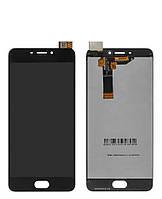 Дисплей для Meizu M6T (M811H) + touchscreen, черный Высокое качество