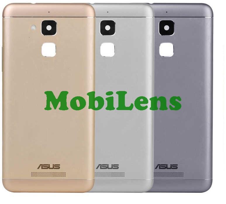 Asus ZC520TL, ZenFone 3 Max, Pegasus 3 X008D Задняя крышка серая
