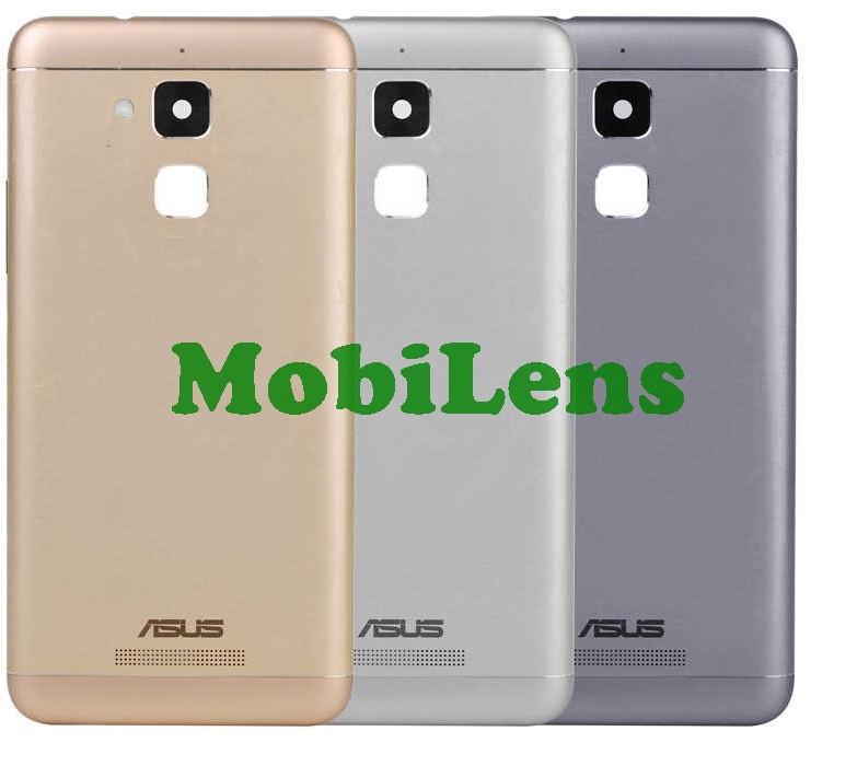 Asus ZC520TL, ZenFone 3 Max, Pegasus 3 X008D Задняя крышка серебристая